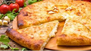 Кушаем вкусную выпечку! Доставка сетов из осетинских пирогов и пиццы от Пекарни Pie & Pizza! Скидка 70%!