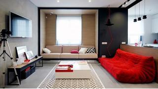 Комфорт и дизайн! Индивидуальный дизайн-проект жилого помещения площадью от 15 до 150 кв. м от компании «Аксиома»!