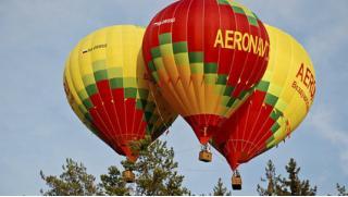 Посвящение в воздухоплаватели! Полет на воздушном шаре для одного, двоих или четверых от клуба «Аэронавт»! Скидка 55%!