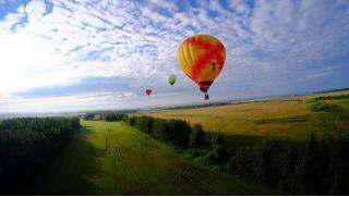 Купон на полет на воздушном шаре в Туле! Реализуй мечту – полетай сам или устрой ей романтическое свидание! Скидка 55%