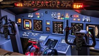 Симулятор самолета в Москве! 30 или 60 минут виртуального пилотирования в центре FMX Aero! Скидка 51%!