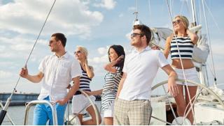 Стань крутым капитаном! Обучение управлению и прогулка на парусной яхте для 1, 2, 3 или 4 человек от парусного клуба SailMoscow
