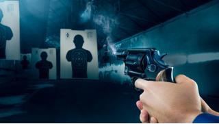 Купон в тир! Комплексная программа стрельбы из винтовок, пистолетов, луков в стрелковом комплексе Shooter! Скидка 66%!