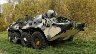 Пострелять из АК-47 и погонять на БТР! Программа «Заезды на БТР-80» от компании «Воентур» со скидкой 53%!
