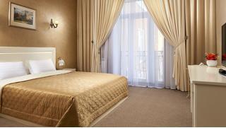 Заезды на весь год! Проживание для двоих в отеле: питание, бассейн, тренажерный зал, хаммам, сауна и не только! Скидка 45%!