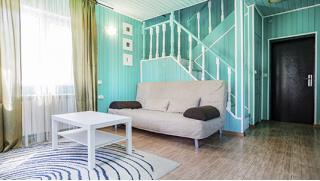 Загородный отдых в коттеджах с баней и не только! Для двоих или компании до 16 человек в экоотеле MB Resort! Скидка 40%!